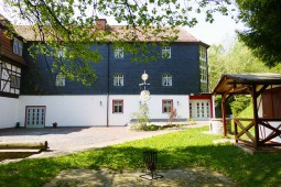 Biergarten Hotel Landgut Aschenhof