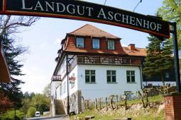 Außenansicht Hotel Landgut Aschenhof