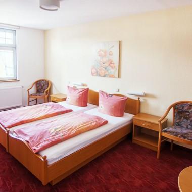 Doppelzimmer Hotel Landgut Aschenhof
