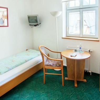 Einzelzimmer Hotel Landgut Aschenhof