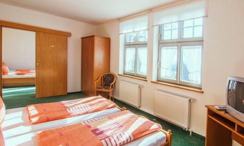 Familienzimmer Hotel Landgut Aschenhof
