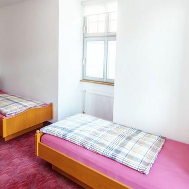 Zweibettzimmer Hotel Landgut Aschenhof