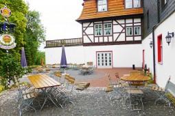 Biergarten | Hotel Landgut Aschenhof