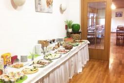 Frühstücksbuffet | Hotel Landgut Aschenhof