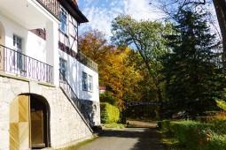Außenansicht | Hotel Landgut Aschenhof