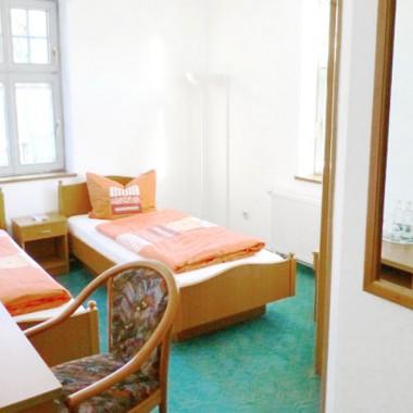 Zweibettzimmer | Hotel Landgut Aschenhof